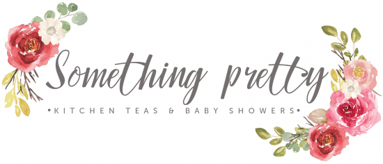 Something Pretty Kitchen Teas and Bridal Showers - Unforgettable kitchen teas and bridal showers
